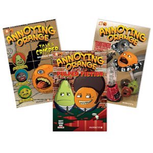 Annoying Orange (6 Book Set)