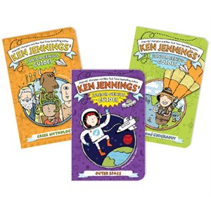 Junior Genius Guides (6 Book Set)