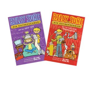 Billy Sure, Kid Inventor (4 Book Set)