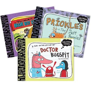 Balloon Toons (6 Book Set)