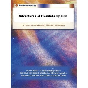 Adventures of Huck Finn Student Pack