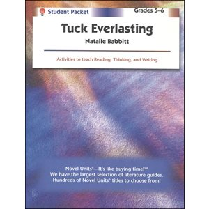 Tuck Everlasting Student Pack