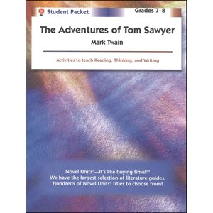 Adventures of Tom Sawyer Student Pack
