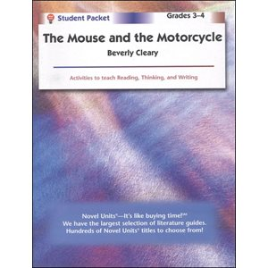 The Mouse & The Motorcycle Student Pack