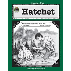 A Guide for Using Hatchet in the Classroom (Enhanced eBook)