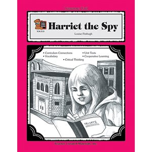 A Guide for Using Harriet the Spy in the Classroom (eBook)