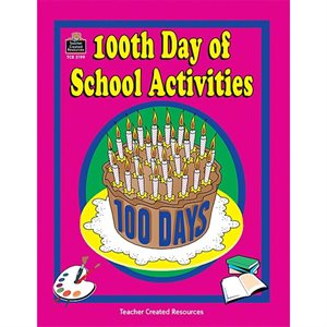 100th Day of School Activities (eBook)