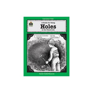 A Guide for Using Holes in the Classroom (Enhanced eBook)