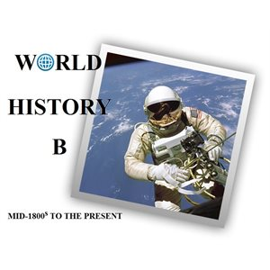 WorldView World History B Additional Student (1 year)