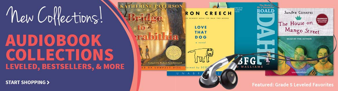 New Audiobook Collections