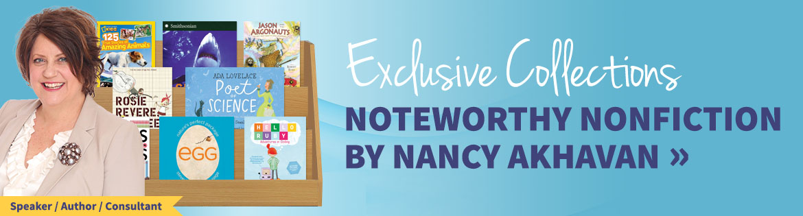 Exclusive Collections Noteworthy Nonfiction by Nancy Akhavan