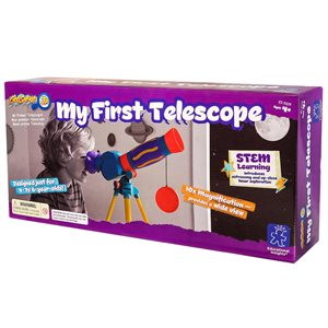 Geosafari® Jr. My First Telescope