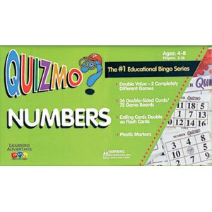Quizmo Numbers