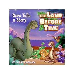 Saro Tells a Story (The Land Before Time)