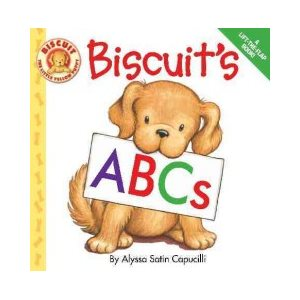 Biscuit's ABCs A Life-the-flap Book