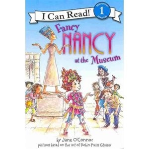 CD-Fancy Nancy at the Museum (Book and CD)