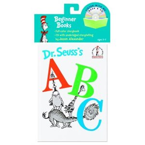 Dr. Seuss's ABC Book & CD