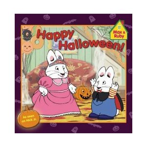 Max and Ruby: Happy Halloween