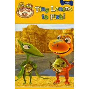 Tiny Learns to Fish! (Dinosaur Train)