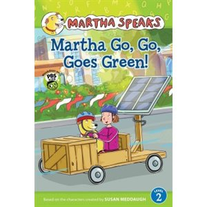 Martha Go, Go, Goes Green!