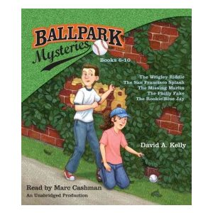 Ballpark Mysteries Collection: Books 6-10