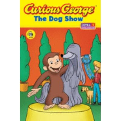 Curious George The Dog Show CGTV Reader Level 1