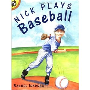 Nick Plays Baseball
