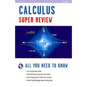 Calculus Super Review