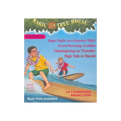 Magic Tree House Collection Books 25 28