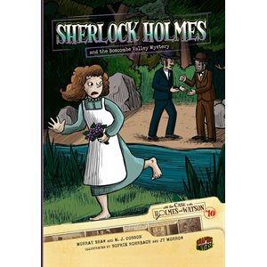 Sherlock Holmes and the Boscombe Valley Mystery
