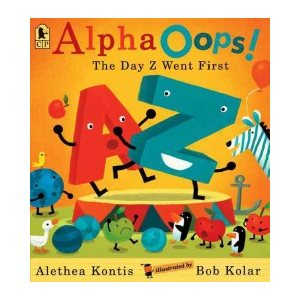 Alpha Oops! The Day Z Went First