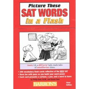 Barron's Picture These SAT Words in a Flash