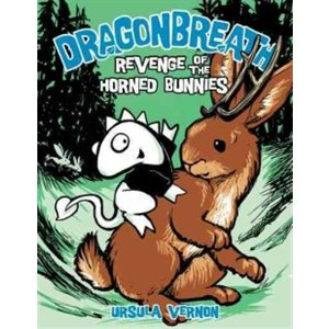 Dragonbreath #6 Revenge of the Horned Bunnies
