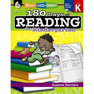 180 Days of Reading for Kindergarten