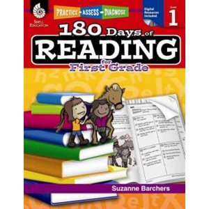 180 Days of Reading for First Grade
