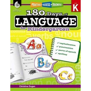180 Days of Language for Kindergarten