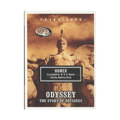 Odyssey The Story Of Odysseus Library Edition Audio Common Core
