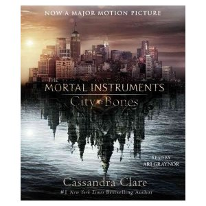 City of Bones Movie Tie-In