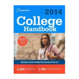 College Handbook 2014: All New 51st Edition
