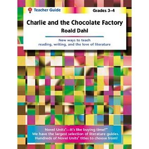 Charlie and the Chocolate Factory Teacher Guide NU1904