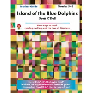 Island of the Blue Dolphins Teacher Guide NU2528