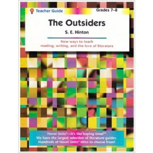 Outsiders Teacher Guide NU3621