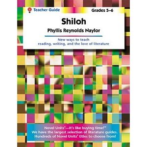Shiloh Teacher Guide NU4245