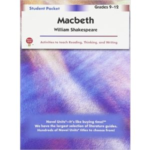 Macbeth Student Pack SP4377