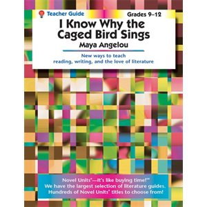I Know Why the Caged Bird Sings Teacher Guide NU4849