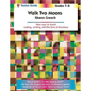 Walk Two Moons Teacher Guide NU7708