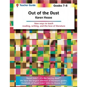 Out of the Dust Teacher Guide NU5893