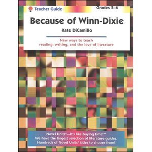 Because of Winn-Dixie Teacher Guide NU7063