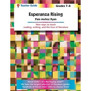 Esperanza Rising Teacher Guide NU7861