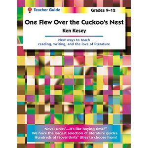 One Flew Over the CooCoo's Nest Teacher Guide NU8396